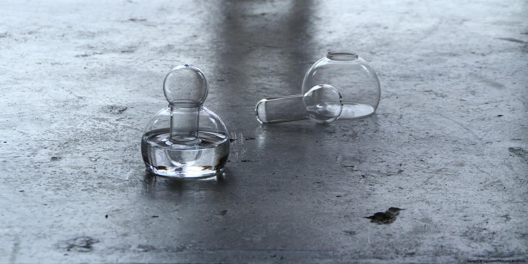 Kimura glass