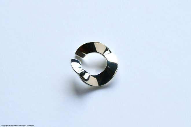 C-00 cuff / silver