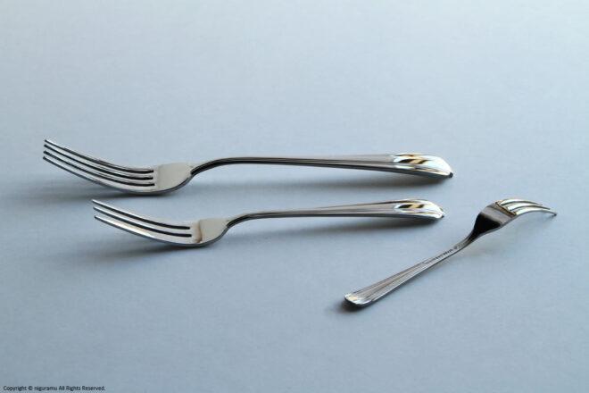 3 types of forks