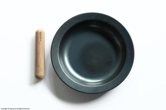 FRYING PAN JIU large, Handle set / Walnut