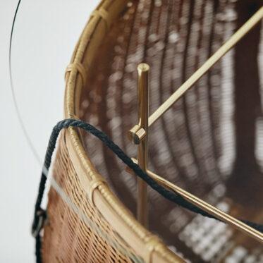 「Bamboo Basket Table」詳細02