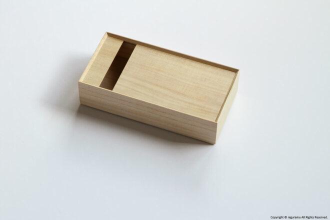 tissue Box&Tray / natural