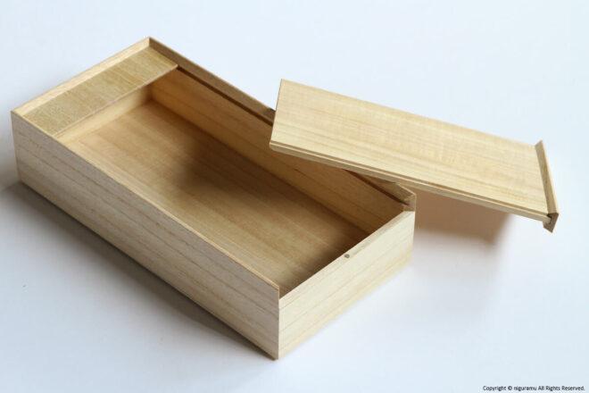 「tissue Box&Tray / natural」 ティッシュはレギュラーとハーフサイズ兼用