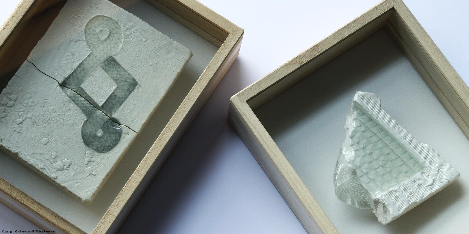 UU ceramic jewelry and objects